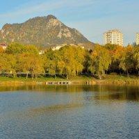 Золотая осень в Железноводске :: Мария Климова