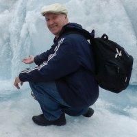 Таяние ледника Атабаска (Альберта, Канада) :: Юрий Поляков