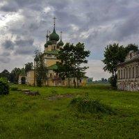 В ожидании дождя :: Moscow.Salnikov Сальников Сергей Георгиевич