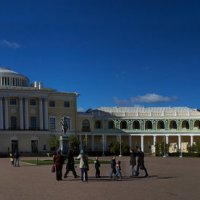 Дворец в Павловске :: Владимир