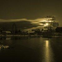 Лунный свет.. :: Stream
