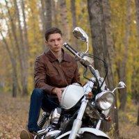 Павел и его байк :: Pavel Lomakin