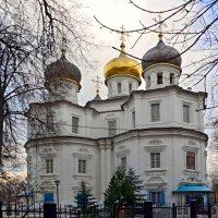 Храм во имя иконы Казанской Божией Матери в Узком. :: Oleg4618 Шутченко