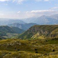 Горная долина :: Marina Talberga