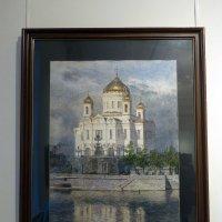 Храм Христа Спасителя. :: Наиля
