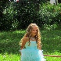 Подрастающая красотка . :: Мила Бовкун