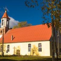 Храм в Kreuzingen :: Игорь Вишняков