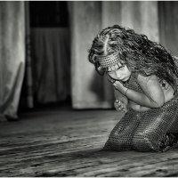 """В образе маленькой """"ведьмочки""""... :: Александр Вивчарик"""