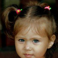 Будущая красавица... :: Асылбек Айманов