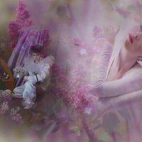 «Ты мой рай и вдохновение!» :: vitalsi Зайцев