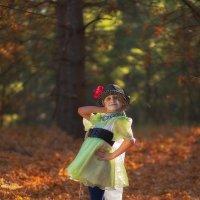 Ведьмочка в лесу :: Сергей