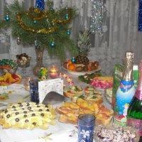 новогоднее меню :: Юлия Игнатова