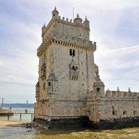 Башня Белен. Лиссабон. :: Юрий Воронов