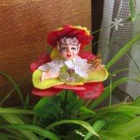 Цветочная фея :: Самохвалова Зинаида