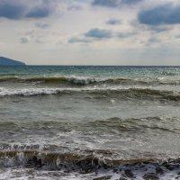 Крым. Черное море волнуется (1) :: Николай Ефремов