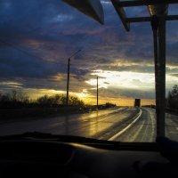 дождливая дорога :: alexzonder