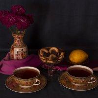 Этюд с чашками :: Aнна Зарубина
