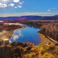 Долина с высоты :: Анатолий Иргл