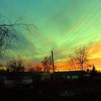 Закаты в предзимье 2 :: Милла Корн