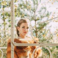 невеста Анна :: Екатерина Сагалаева