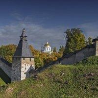 Псково-Печорский монастырь :: ник. петрович земцов