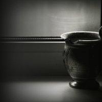 Старая чашка (вар. 1) :: Валерия  Полещикова