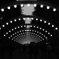 Огни Москвы :: Полина Логинова