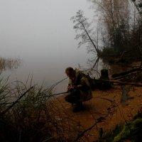 Рыбак :: Андрей Соловьёв