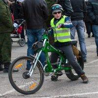 экологически чистый байкер :: Николай Сидоров
