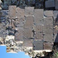 Фрагмент стены древней церкви V века :: Manvel Babayan