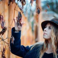 Осенний портрет :: Лариса Шевченко