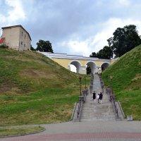 У замковой горы :: Ольга