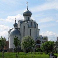 Храм благовещенья Пресвятой Богородицы :: Вера Щукина
