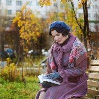 В сквере :: Роман Маркин