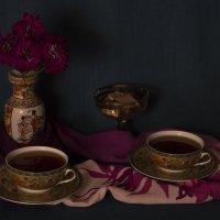 Этюд с чашками(2) :: Aнна Зарубина