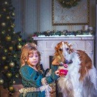 Новогодние истории :: Любовь Борисова