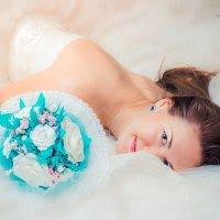 Нежное утро невесты . :: Жанна Новикова