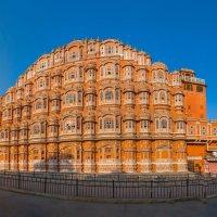 Индия. Провинция Джайпур..Дворец ветров. :: юрий макаров