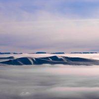 Чукотка.Зимний пейзаж. :: Юрий Харченко