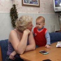 Бабушка,смотри мне в глаза! :: Андрей Дурапов