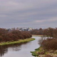 Река  Свислочь. :: Валера39 Василевский.