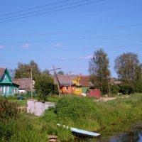 Жизнь на берегу канала :: Томчик Подольская