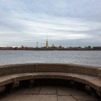 Классика Санкт-Петербурга - Петропавловская крепость. :: Юрий