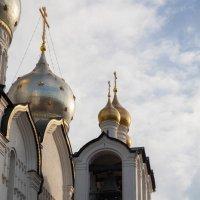 Золотые купола :: Александр Знаменский