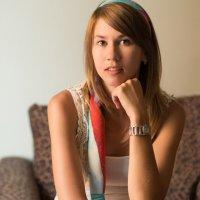 Портрет моей дочери :: MVMarina