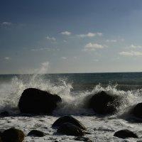 Морской прибой :: Медведев Сергей