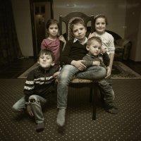 Семья :: Сахаб Шамилов
