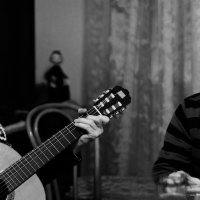 Домашний концерт :: Анатолий Бастунский