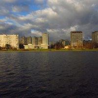 Теплый ноябрьский день :: Андрей Лукьянов