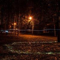 Блуждающий фонарь :: Михаил Вандич